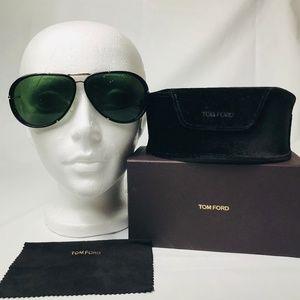 Tom Ford Cyrille Aviator Sunglasses # 80